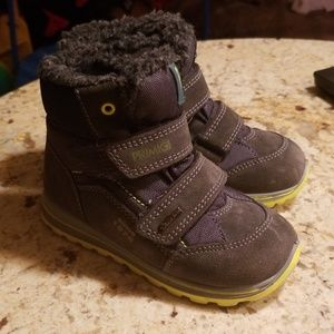 Primigi high top boots sneakers winter snow s 26/9